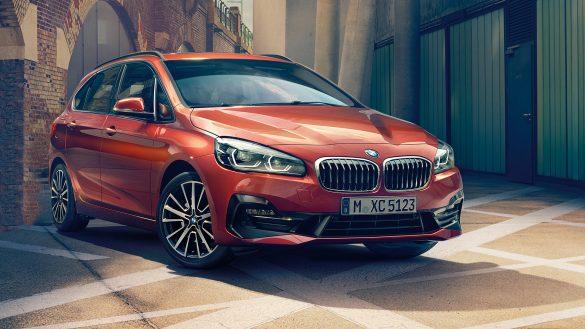BMW 2er Active Tourer Exterieur
