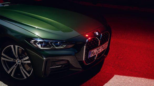 Doppelniere BMW 4er Cabrio