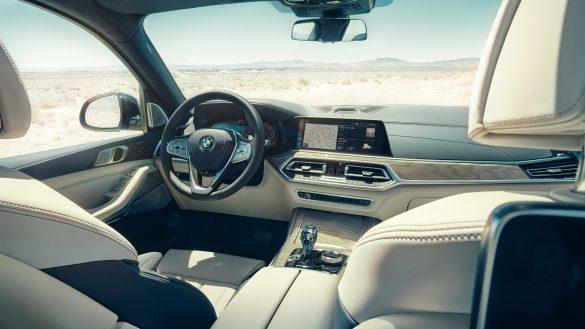BMW X7 Technologien