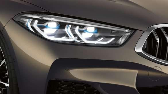 BMW 8er Cabrio Laserlicht