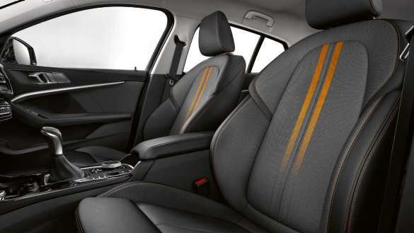 BMW 1er Sportsitze
