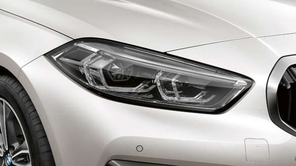 BMW 1er LED Scheinwerfer