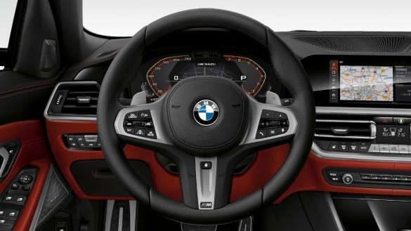 BMW 3er Touring M variable Sportlenkung