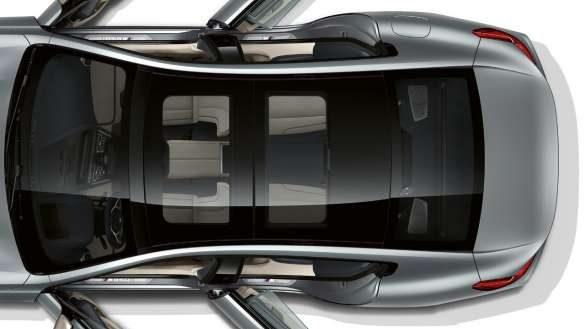 BMW 8er Gran Coupé Panorama-Glasdach