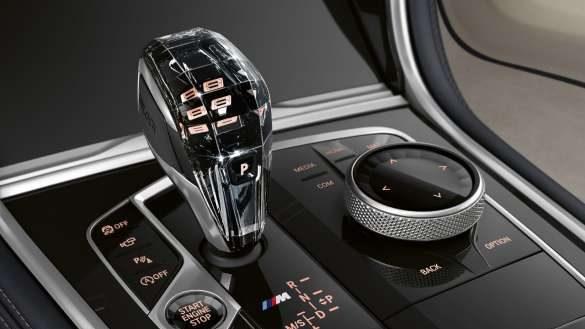BMW 8er Gran Coupé 'CraftedClarity' Glasapplikation