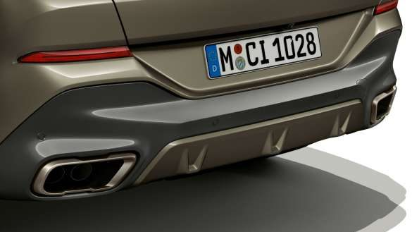 BMW X6 M Sportgasanlage