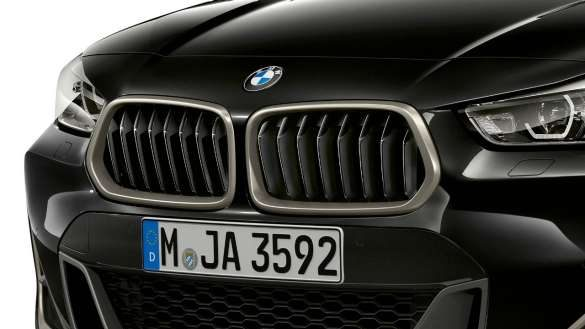 BMW X2 M35i Doppelniere
