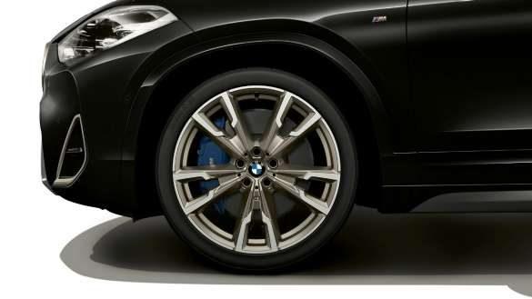 BMW X2 M35i M Leichtmetallräder Doppelspeiche 716 M